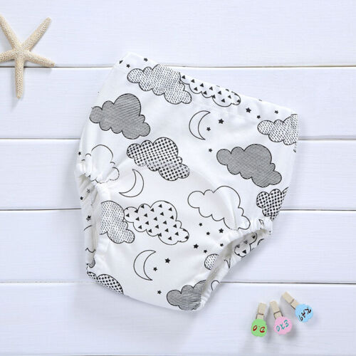 Baby Training Washable Cotton Diaper