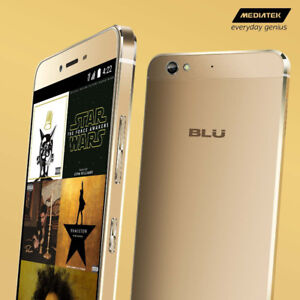 BLU Vivo 5 32GB Unlocked GSM Dual-SIM OctaCore 13MP 5.5''