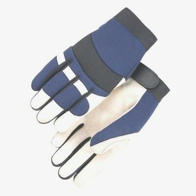 Majestic 2152T Bald Eagle Thinsulate Lined Pigskin Mechanics Gloves
