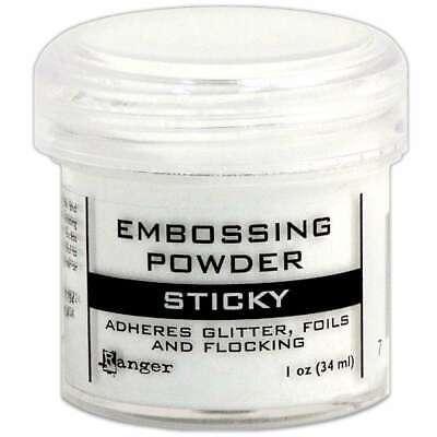 Embossing Powder 1oz Sticky 789541035275