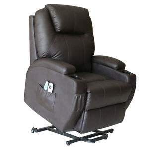 Lift chair Electric & massage for $549.99**NO TAX**Lift Recline