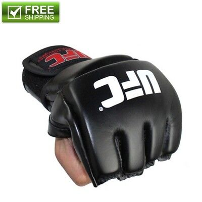 New MMA Training Gloves Ufc Sparring Glove Fighting Gym Accessories Free Ship for sale  Shipping to India