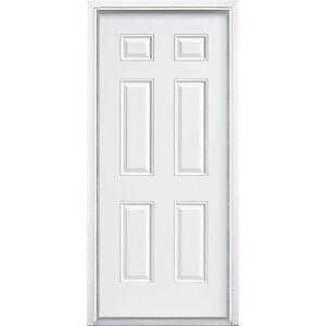Defective Primer Assorted Exterior #1 Steel  Doors Mixed Styles