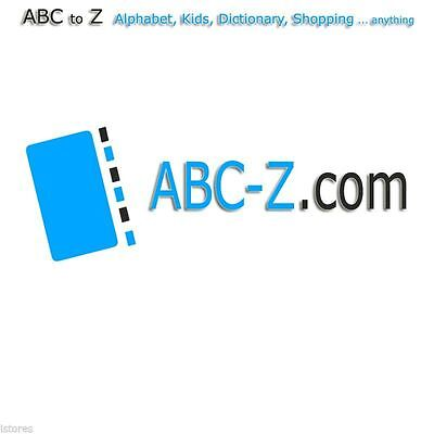 Abc Z Com   Abc To Z Alphabet Domain Name For Sale Acronyms Dictionary Education