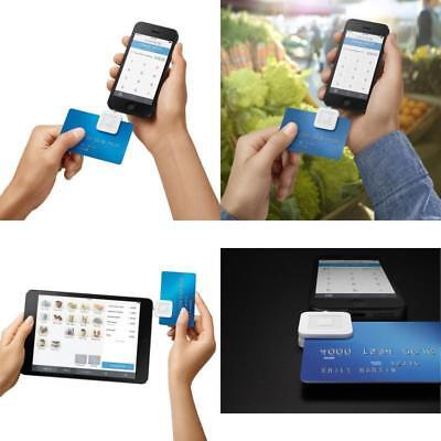 Brand-new Square Mobile Creditdebit Card Reader For Iphones And Androids