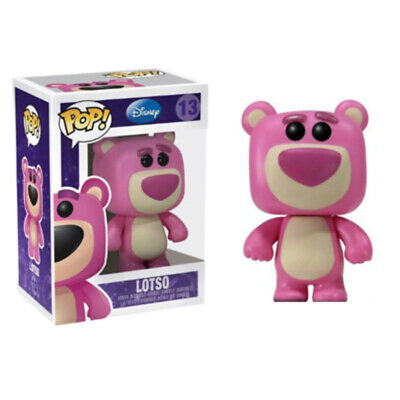 FUNKO POP Toy Story 3 LOTSO PVC Action Figures Model Toys Kids Gifts