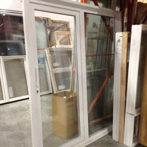 Tilt and Slide Patio Door
