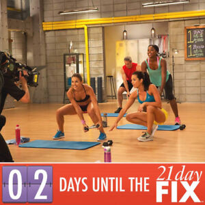 "Autumn Calabrese's ""21 Day Fix"" / ""21 Day Fix Extreme"" Workouts"