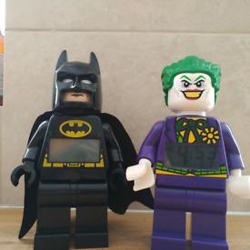 Batman and theJoker Alarm Clocks