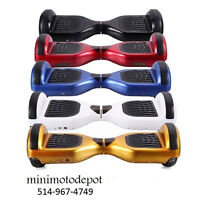 MINI MOTO DEPOT HOVERBOARD EBOARD SMART BALANCE 514-967-4749 ! Laval / North Shore Greater Montréal Preview