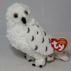 TY Beanie Baby Summit Snowy Owl