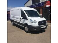 2015 15 Ford Transit 2.2TDCi ( 125PS ) RWD 350 L3H2 Trend AIR CON