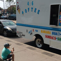 ** ICE CREAM TRUCK RENTAL** WE DO ALL EVENTS** Call 647-217-0937