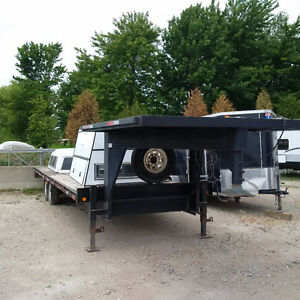 Fifth Wheel, Tandem Axle Trailer in Great Condition!
