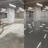 Epoxy Commercial Systems, GARAGE, INDUSTRIAL,SHOWROOMS