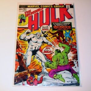 Incredible Hulk #162 Bronze Age VF+ to NearMint+ 20¢ COVER PRICE