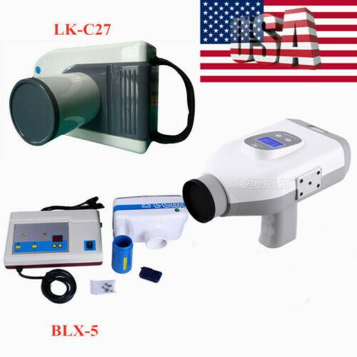 UPS Dental Portable Digital X-Ray Imaging System Mobile Machine Unit 3 Models