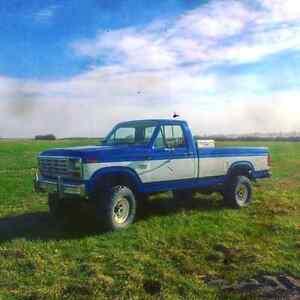1986 F150 4x4