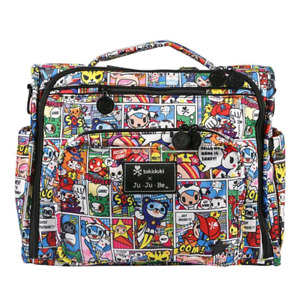 Jujube Supertoki BFF Diaper Bag