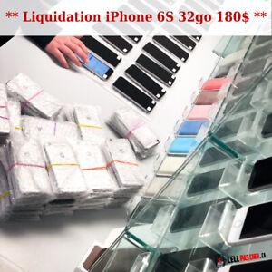 LIQUIDATION iphone 6S 32gig 180$ limite 1 par client