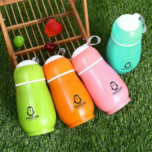 Thermos Bottle Stainless Steel Penguin Vacuum Cup Flask Cup