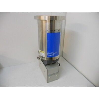 Brooks Cti-cryogenics On-board 8 Vacuum Cryopump