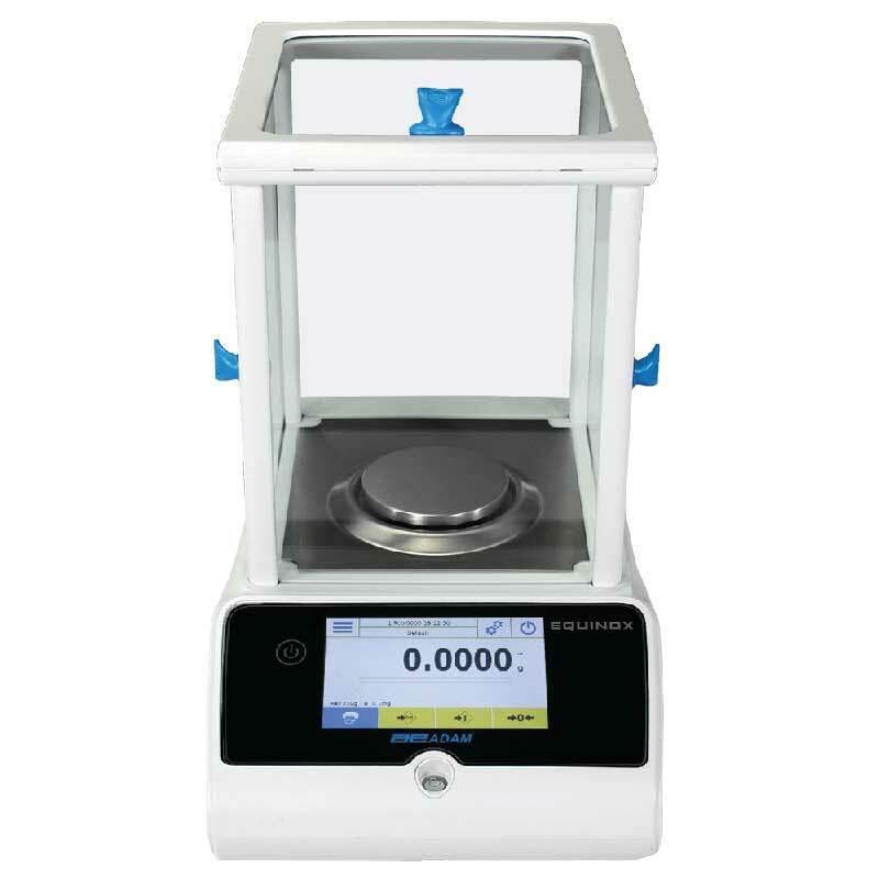 Adam Equipment EAB 124i 120g, 0.0001g, Equinox Analytical Balance
