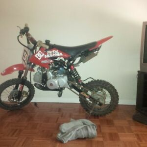 dirt bike 110 cc 350 obo traids welcom