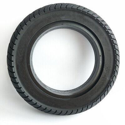 10X2.50 Resistente Neumático Rueda Negro sin Aire Patinete Eléctrico Accesorio