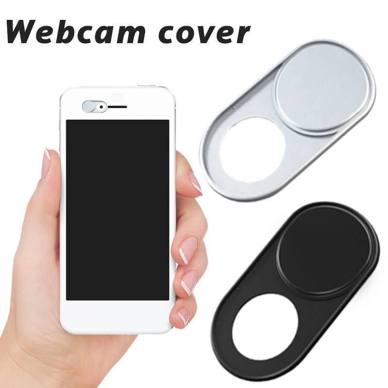 3PCS WebCam Cover Camera Shield Protect Privacy for Macbook Air iPhone Samsung