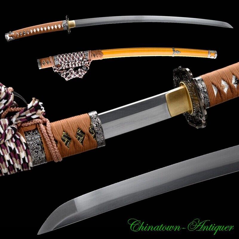 Japanese Norimune Tachi Samurai Sword Katana Steel Blade Sharp Battle Ready#2833