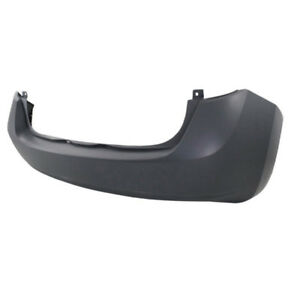New Painted 2014-2018 Nissan Versa Note Rear Bumper