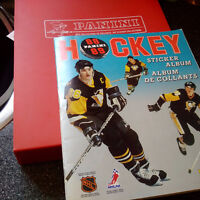 NHL Mini Jerseys & MLB/NHL Panini Sets