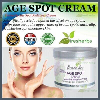 Best Dark Spot Corrector Cream for Age, Brown & Sun Spots.Skin Lightening