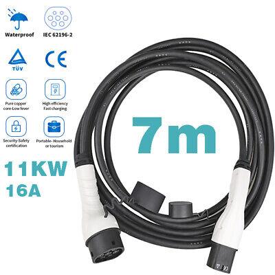 WALTHER 98100131 basicEVO Wallbox 11kW + 5m Kabel