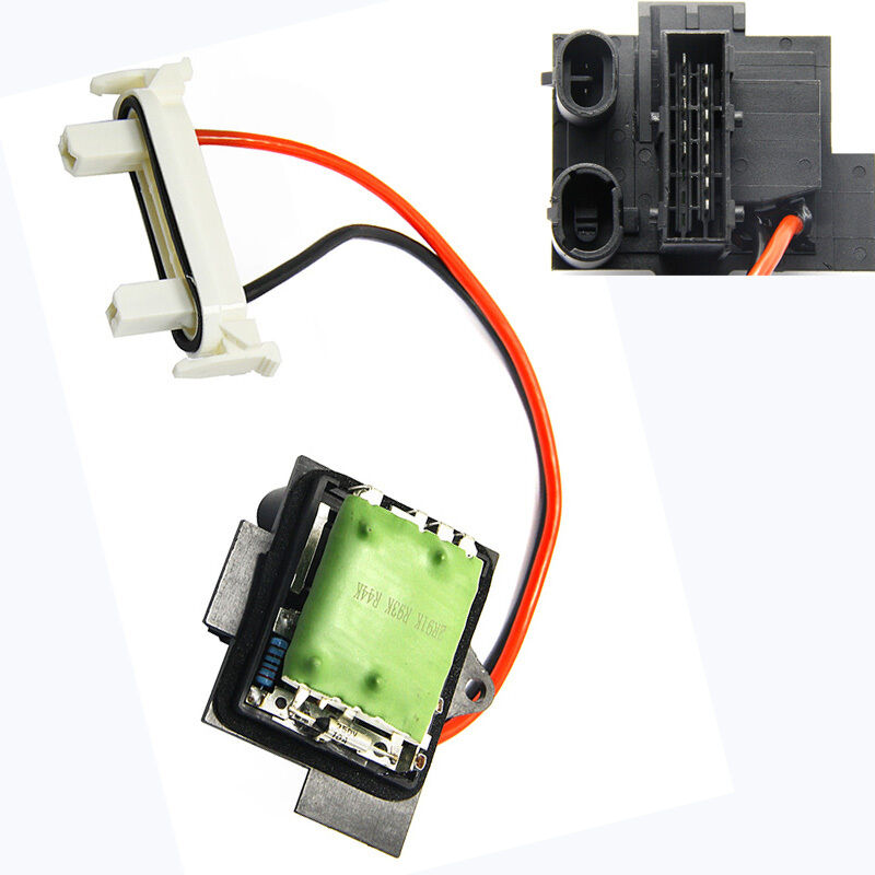 Heater blower fan resistor for renault clio ii rs for How much is a blower motor for a car