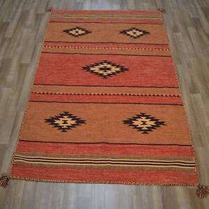 Handmade kilim Willoughby Willoughby Area Preview