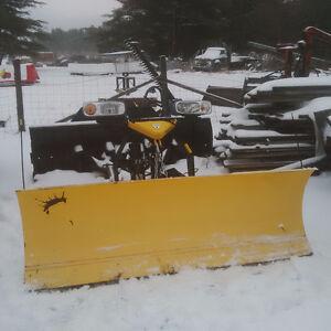 Snow plow blade - Pelle à neige Fisher 7.5'