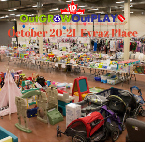 Regina's Largest Kids Consignment sale Event!