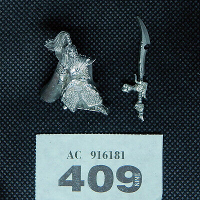 Warhammer - Citadel - Dark Elf - Executioner Champion - Metal oop *Mint #409  segunda mano  Embacar hacia Argentina