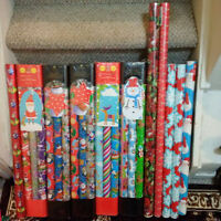 Christmas Wrapping Paper! NEW!