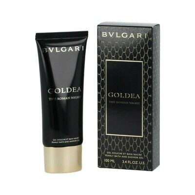 BULGARI Goldea The Roman Night - Pearly Bath and Shower Gel 100 ml