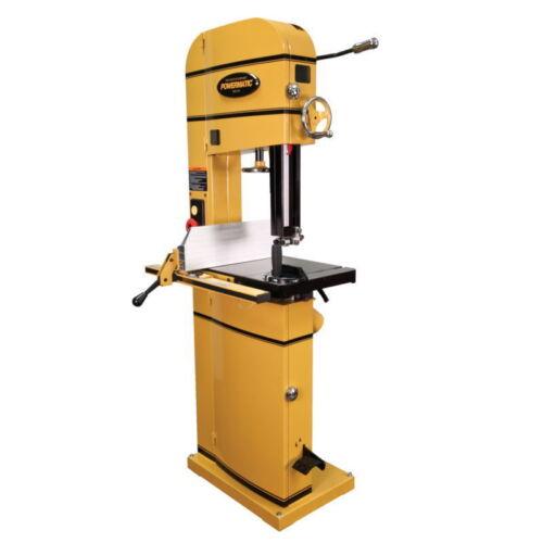 Powermatic 1791500 Bandsaw - 3HP, 1PH, 230V - Free Shipping