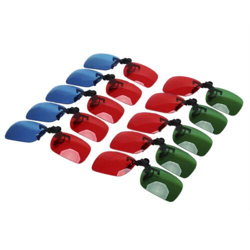 3d glasses fits over most prescription glasses