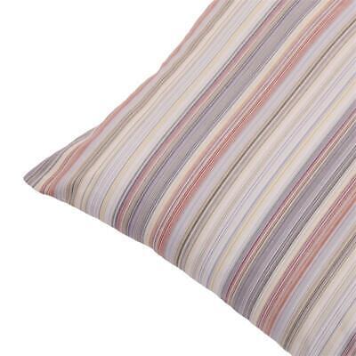 Kissenbezug Multicolor Streifen Baumwolle gestreift Kissenhülle Kissen Deko - Multi Color Kissen