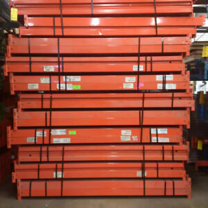 Interlake pallet racking beams blow out! $15 each!