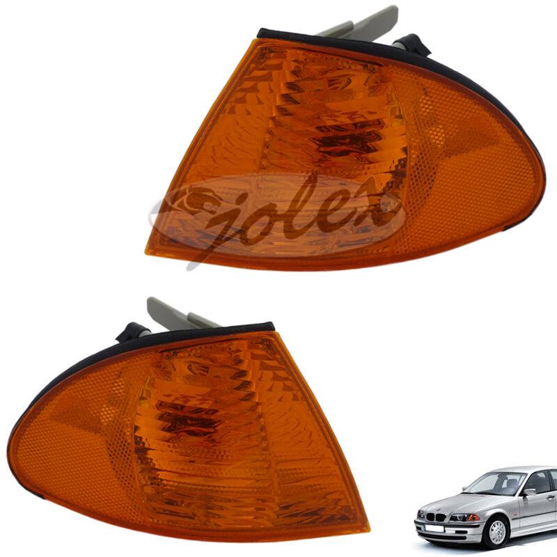 BMW 3er Serie E46 Limousine Touring LCI 01-05 Blinker Blinkerleuchte Links Gelb