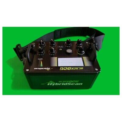 Detector de metales Blackdog HybridScan