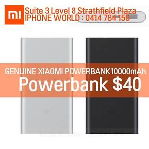* XIAOMI## NEW POWER BANK2   ##   10000mAh Strathfield Strathfield Area Preview