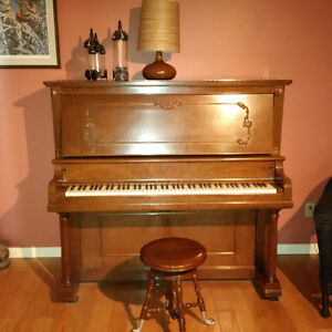 Heintzman and Company Piano